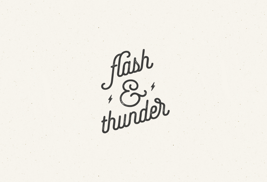 flash & thunder