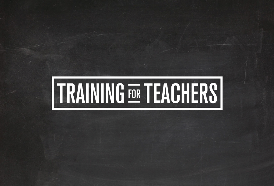 Training for Teachers